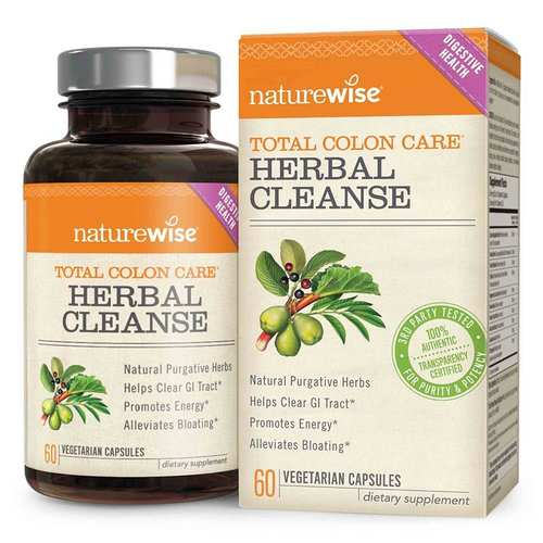 Total Colon Care Herbal Cleanse