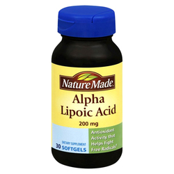 Nature Made Alpha Lipoic Acid