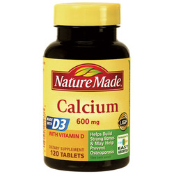 Nature Made Calcium with Vitamin D3