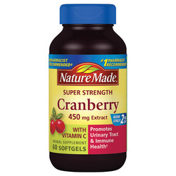 Nature Made Cranberry With Vitamin C