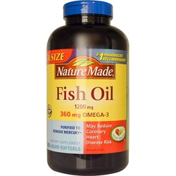 Nature Made Fish Oil 1200 mg