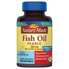 Nature Made Fish Oil Pearls 500 Mg