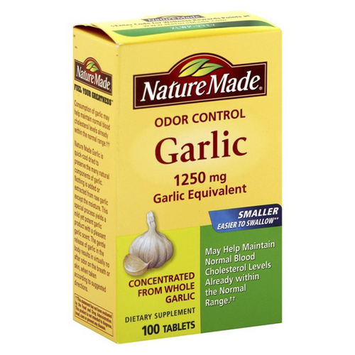 Odor Control Garlic