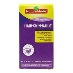 Nature Made Hair- Skin-  Nails