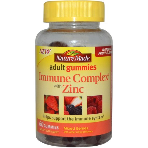 Immune Complex With Zinc
