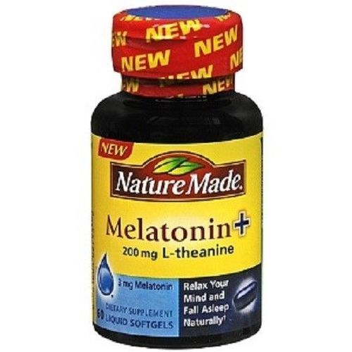 Melatonin + L-Theanine