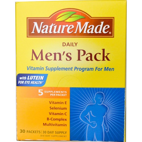 Daily Men's Pack