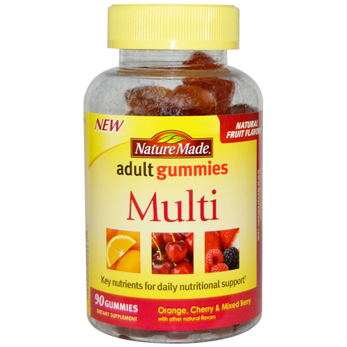 Multi Adult Gummies