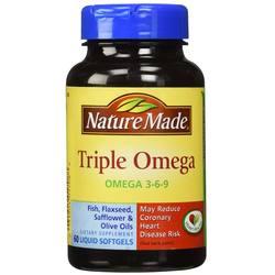 Nature Made Triple Omega