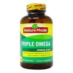 Nature Made Triple Omega