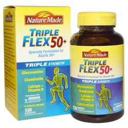 Nature Made Triple Flex 50+