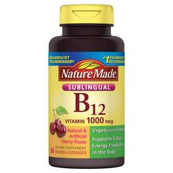 Nature Made Sublingual B-12