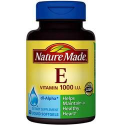 Nature Made Vitamin E