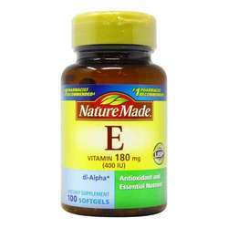 Nature Made Vitamin E