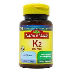 Nature Made Vitamin K2