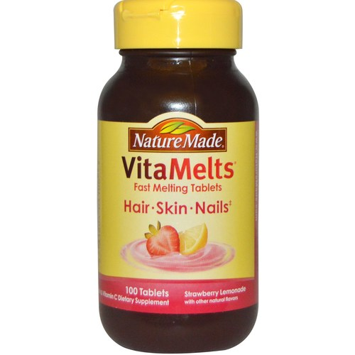 Hair, Skin and Nails VitaMelts