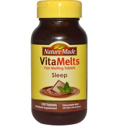 Nature Made Sleep VitaMelts 3 mg