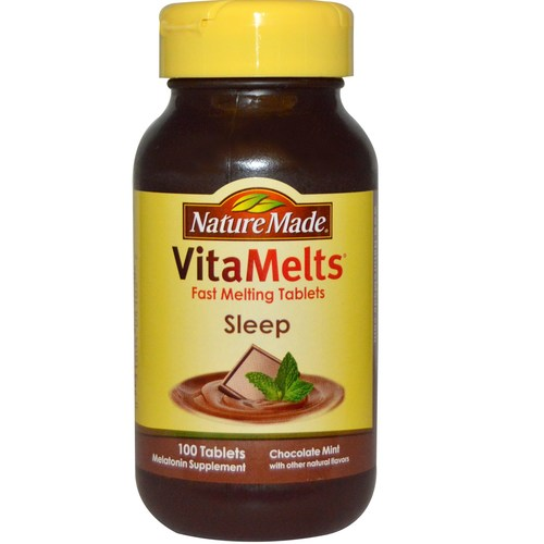 Sleep VitaMelts 3 mg