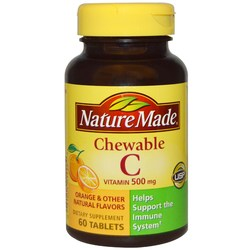 Nature Made Chewable Vitamin C
