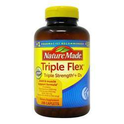 Nature Made Triple Flex Triple Strength + D