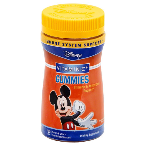 Disney Mickey Vitamin C+