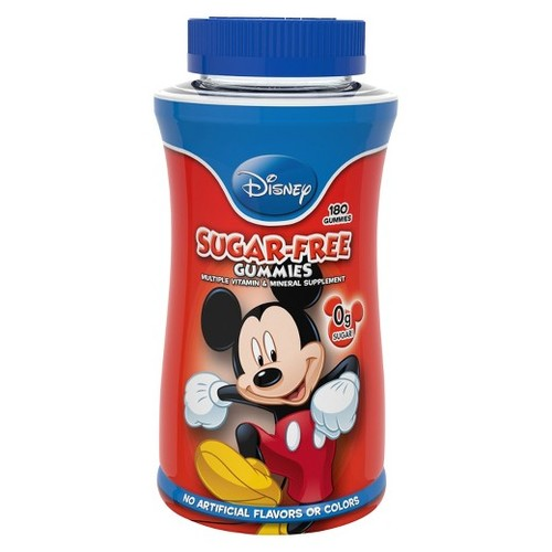Sugar-Free Disney Mickey Multivitamin