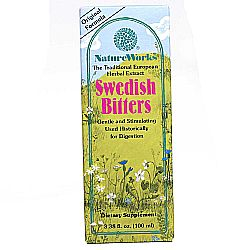Nature Works Swedish Bitters Liquid