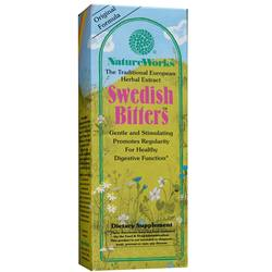 Nature Works Swedish Bitters Liquid Extract