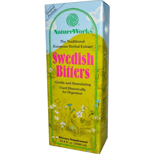 Swedish Bitters Liquid Extract