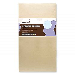 Naturepedic Organic Cotton Ultra 252 Seamless 2-Stage
