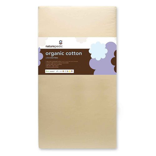Organic Cotton Ultra 252 Seamless 2-Stage
