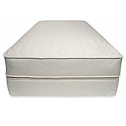Naturepedic Quilted Organic Cotton Deluxe Mattress SET
