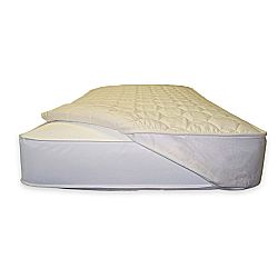 Naturepedic Quilted Organic Cotton Topper
