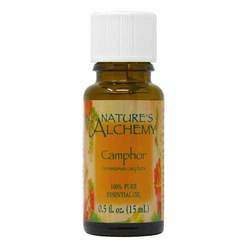 Nature's Alchemy 100% Pure Camphor Essential Oil