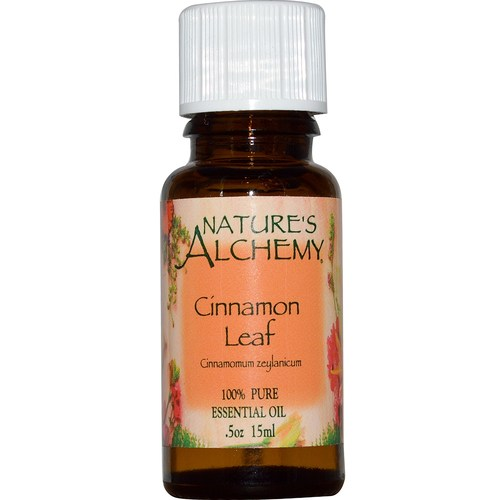 Nature's Alchemy 100% Pure Essential Oil - Leaf - .5 fl oz - 23031_a.jpg