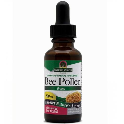 Bee Pollen Grains