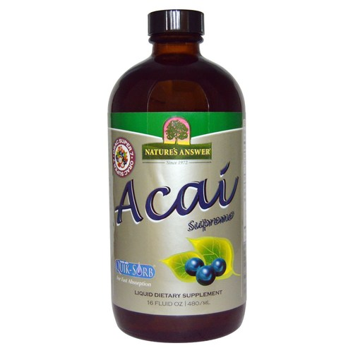 Liquid Platinum Acai with ORAC Super 7