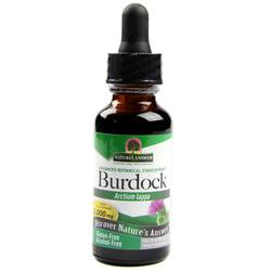 Nature's Answer Burdock Root