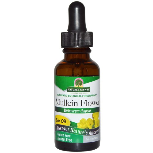 Mullein Flower Ear Oil AF