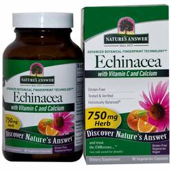 Nature's Answer Echinacea w Forti-C VCaps