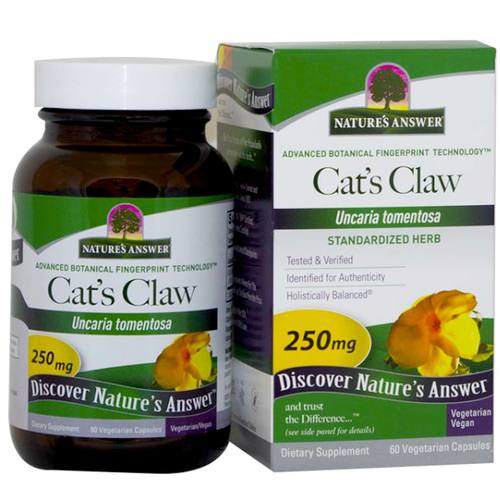 Cat's Claw Inner Bark Extract