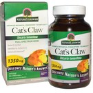 Nature's Answer Cat's Claw Inner Bark 1,350 mg