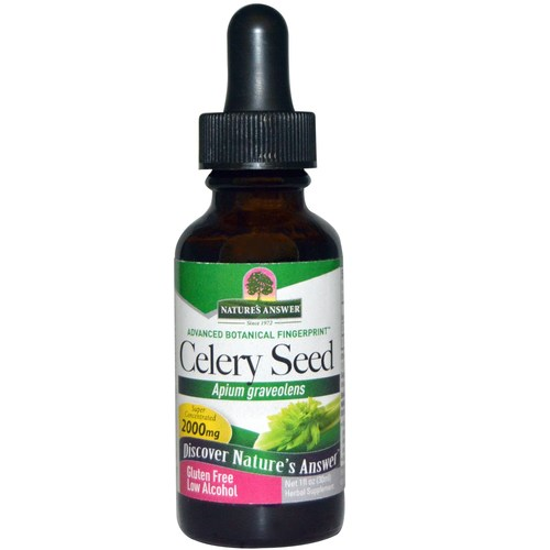 Nature's Answer Celery Seed  - 1 fl oz - 22957_01.jpg