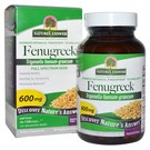 Nature's Answer Fenugreek Seed 600 mg
