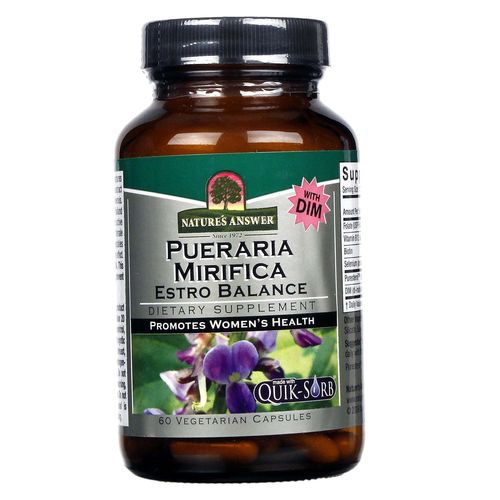 Nature's Answer Pueraria Mirifica  - 60 VCapsules - 083000261879_1.jpg