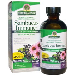 Nature's Answer Sambucus Immune
