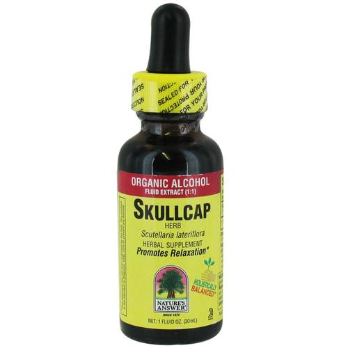 Skullcap Herb Fluid Extract