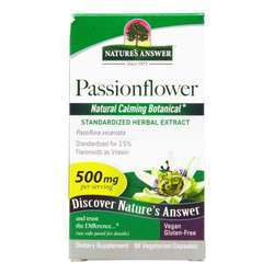 Nature's Answer Passionflower