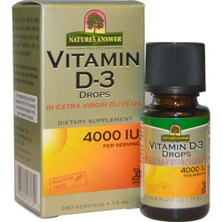 Nature's Answer Vitamin D3 Drops