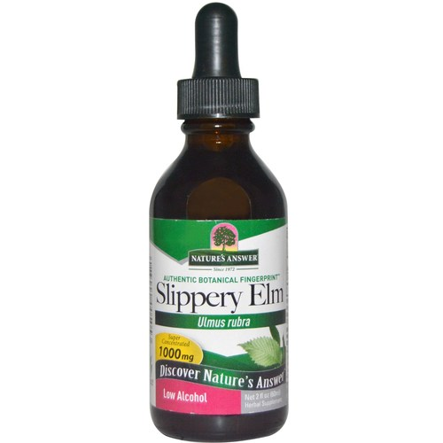 Slippery Elm Inner Bark Extract